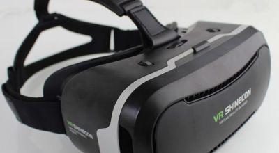 ТОП-4: современные очки виртуальной реальности от Shinecon VR