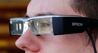Обзор: очки дополненной реальности Epson Moverio BT 200 — будущее в настоящем