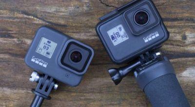 ТОП-6 лучших экшн камер GoPro с высококачественной съемкой