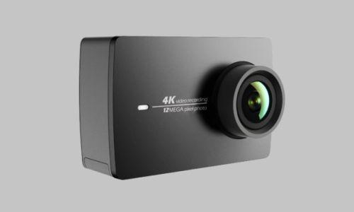 Обзор камеры YI 4K Action Camera: дизайн, характеристики и особенности