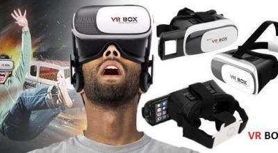 Линейка виртуальных очков от VR Box: обзор и сравнение 3 моделей