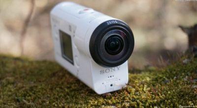 ТОП-10 лучших экшн камер компании Sony: дизайн, характеристики, цена
