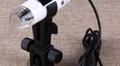 ТОП-6 Лучших недорогих микроскопов с USB