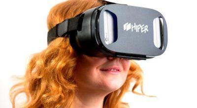 ТОП-5: виртуальные очки Hiper VR – дёшево, но качественно