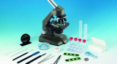 ТОП-6 лучших набор микроскопов для детей