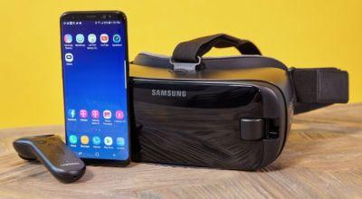 Очки виртуальной реальности Samsung Gear VR SM-R325 – свежий взгляд