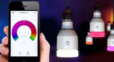 ТОП-12: Умные лампы для дома с голосовым управлением