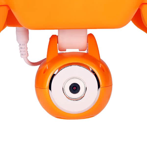 Камера Syma X8C выдает снимки на «троечку». Это можно исправить, поменяв ее