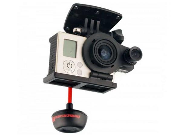 ТОП-6. FatShark для GoPro 3|3+