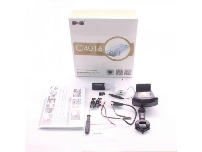 HD MJX 4016 камера для квадрокоптера
