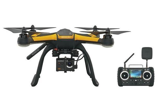 Hubsan H109S X4 Pro Standard Edition квадрокоптер с трансляцией видео