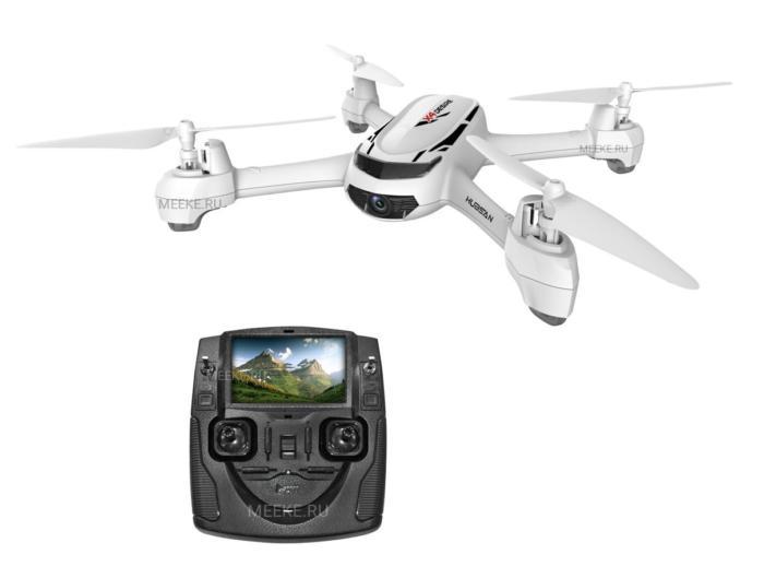 Hubsan X4 H502S квадрокоптер с трансляцией видео