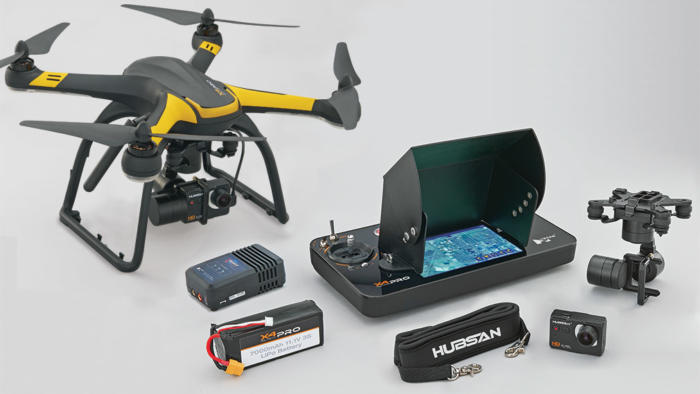 Hubsan H109S X4 Pro Standard Edition