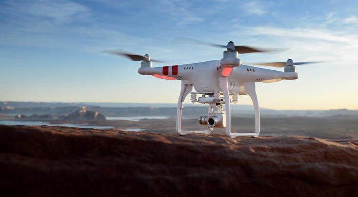Квадрокоптер Phantom 2 DJI Vision Plus – полный обзор цена и где купить