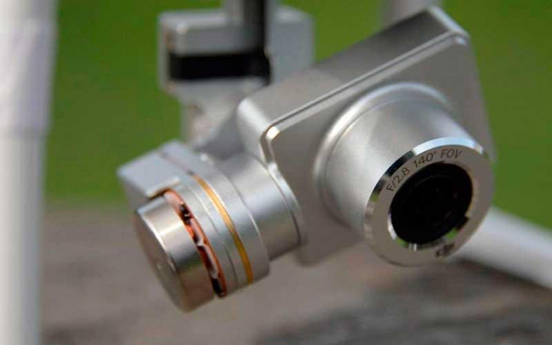 Phantom 2 DJI камера