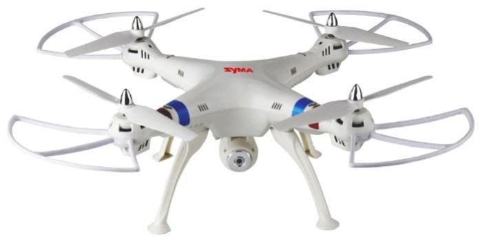 Syma X8C +видеокамера с GoPro