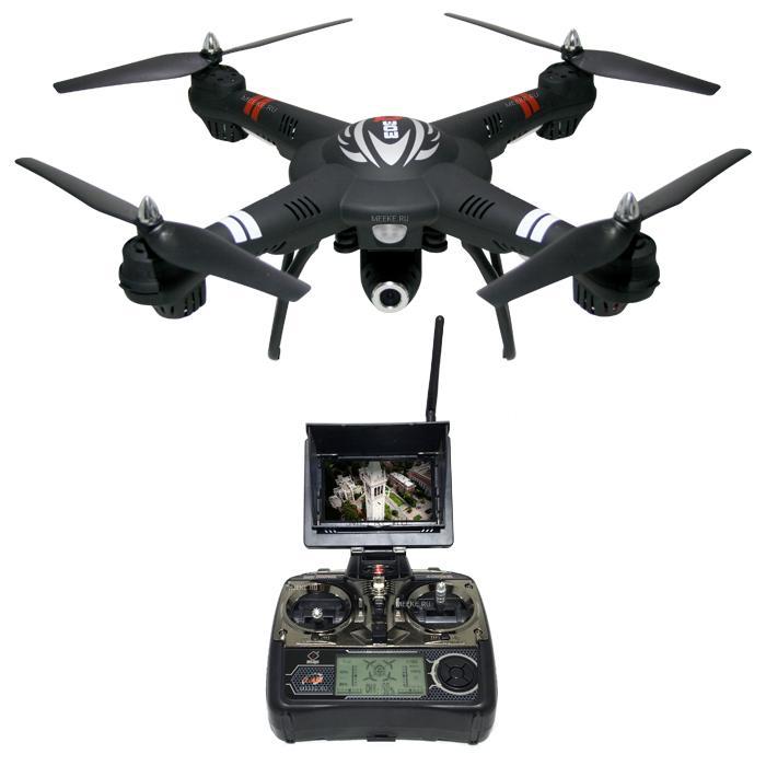 WLtoys Q303A квадрокоптер с трансляцией видео