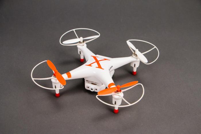 ТОП-4. Cheerson СX-30W дрон с камерой
