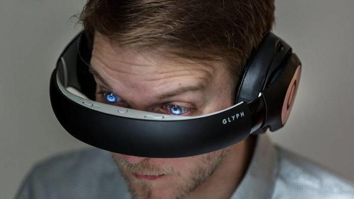 Квадрокоптер Solo 3DR очки