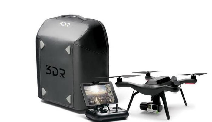Квадрокоптер Solo 3DR комплект