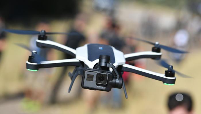 Квадрокоптер Karma Drone GoPro - самый подробный обзор, цена и где купить