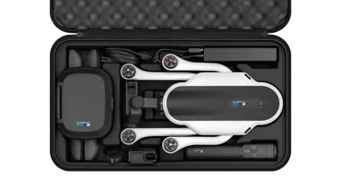Квадрокоптер Karma Drone GoPro складная форма