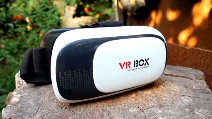 Очки VR реальности