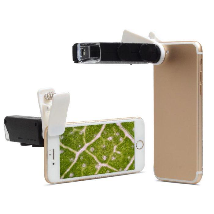 6S Plus Мobile Phone Microscope