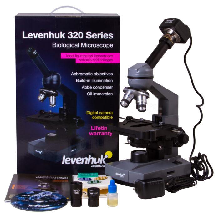 LEVENHUK D320L