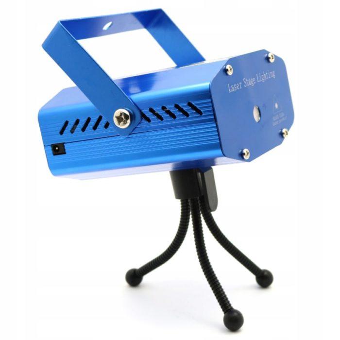 Лазерный проектор Страна Чудес (Диско Звёзды)